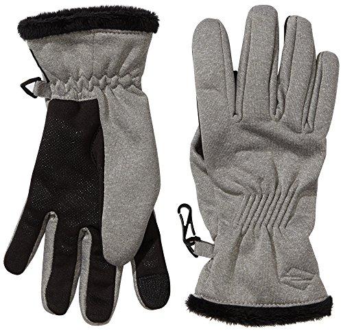 grey melange Ziener Kim lady glove