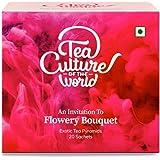 Tea Culture of The World Flowery Bouquet - Green Tea - 20 Tea Bags