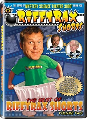 RiffTrax Shorts Volume 2 - from the stars of Mystery Science Theater 3000! by Michael J. Nelson