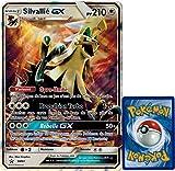 carte Pokémon SM91 Silvallié GX JUMBO 210 PV Promo