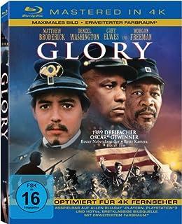 Glory (Mastered in 4K) [Blu-ray]