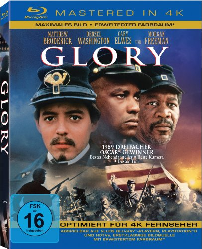 Glory (Mastered in 4K) [Blu-ray]