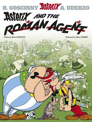 Asterix and the Roman Agent: Album 15