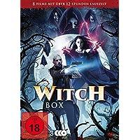 Witch Box - 8 Filme mit über 12 Stunden Laufzeit