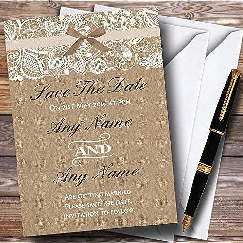 Wedding Invites Personalised: Wedding Save The Dates: Amazon.co.uk