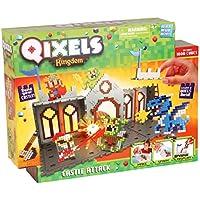 Qixels 87028Kingdom ataque al castillo, set de juego