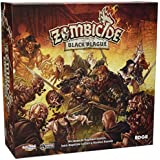 Zombicide - Juego Black Plague (Edge Entertainment EDGBP001)