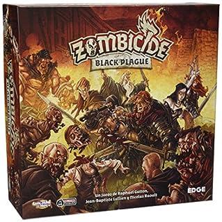 Edge Entertainment- Zombicide: Black Plague, Color (EDGBP001) (B01B6OL822) | Amazon Products