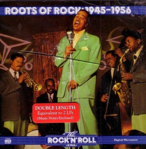 Roots of Rock: 1945-1956 (Time Life Music's Rock 'n' Roll Era) by Wynonie Harris, Louis Jordan, Jackie Brenston and His Delta Kings, The Clovers, (1990-01-01)