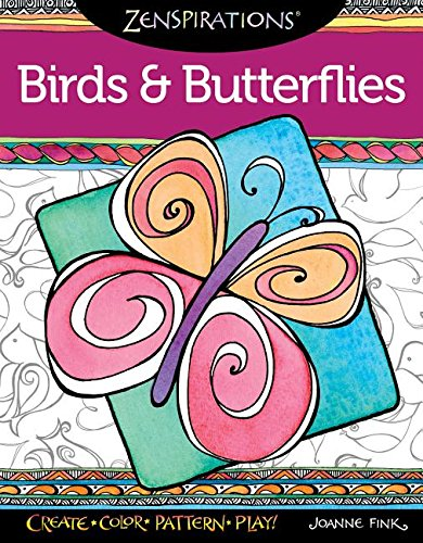 Zenspirations Birds and Butterflies