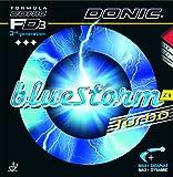 DONIC Belag Bluestorm Z1 Turbo, schwarz, 1,9 mm