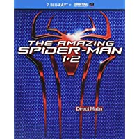 Amazing Spider-Man - Evolution Collection : The Amazing Spider-Man + The Amazing Spider-Man : Le destin d'un héros
