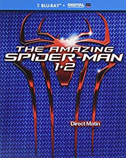 Collection Evolution The Amazing Spider-Man : Le Destin d'un héros [Blu-Ray + Copie Digitale] (B00K17DSHY) | Amazon price tracker / tracking, Amazon price history charts, Amazon price watches, Amazon price drop alerts