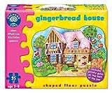 Orchard Toys Lebkuchenhaus, Puzzle in einer ausgefallenen Form