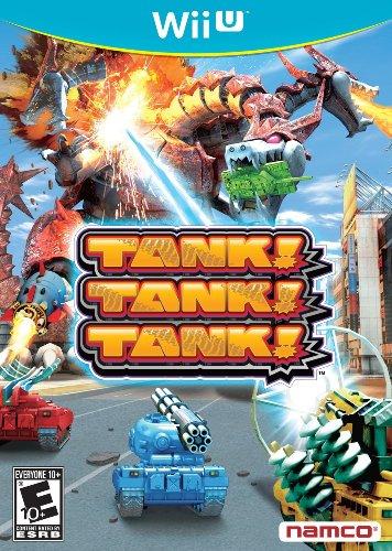 Tank! Tank! Tank! Nintendo Wii U