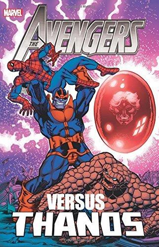 Avengers vs. Thanos by Jim Starlin (2013-03-05)