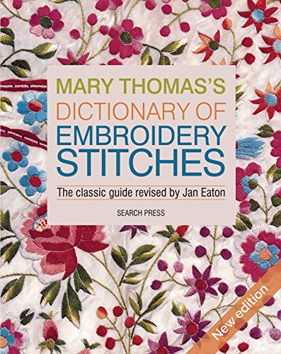 Mary Thomass Dictionary Embroidery Stitches