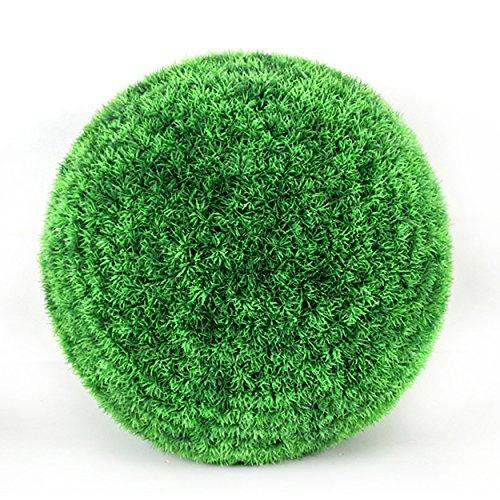 Flikool Seto Bola de Boj Artificial Conífera Escultura de Jardín Esfera Decorativa...