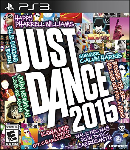 Just Dance 2015 (Just Dance Ps3 2015)