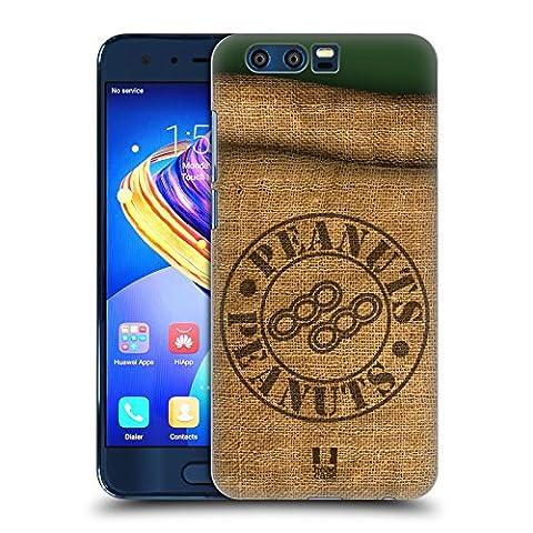 Head Case Designs Erdnüsse Tekefon In Einem Sack Ruckseite Hülle für Huawei Honor 9