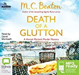 Best Audible Mysteries - Death of a Glutton Review