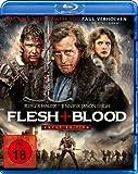 Flesh + Blood - Uncut Edition [Blu-ray] -