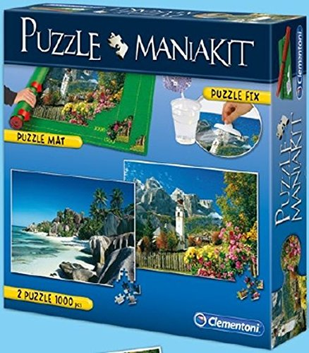 Clementoni 39278 - Puzzle Mania Kit