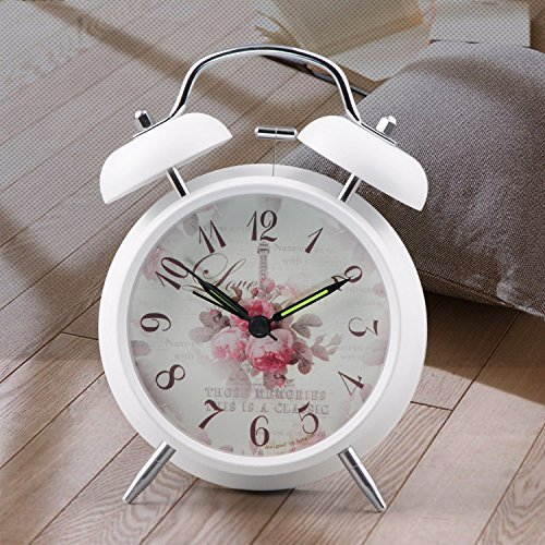 weksir4-silent-quartz-analog-twin-bell-alarm-clock-with-nightlight-and-loud-alarm