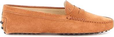 Z.SUO Mocassins Femmes Su/ède Casuel Confort Chaussures Loafers Chaussures de Conduite