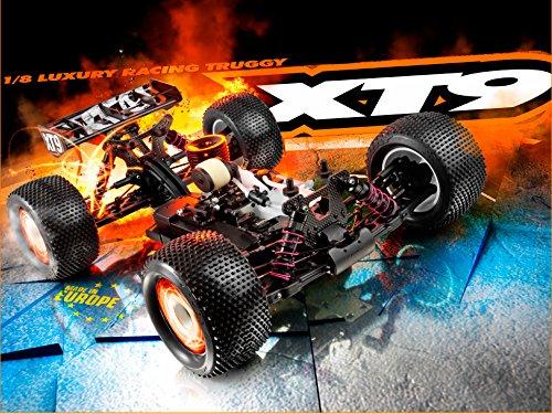 XR350202-XRAY-XT9-18-LUXURY-RACING-TRUGGY-Team-XRAY-RC-Car-Kit-Radio-Controlled-Car