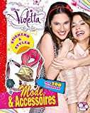 Disney Violetta - Mode & Acessoires: Stickern & Stylen