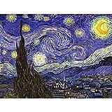 Wee Blue Coo LTD Vincent Van Gogh Starry Night Old Master