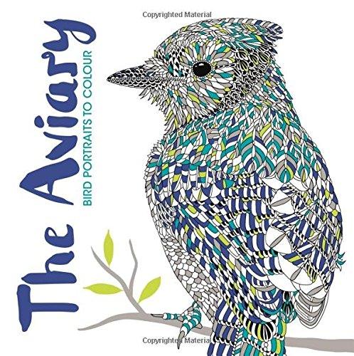 Michael OMara Books Limited The Aviary (Colouring Books)