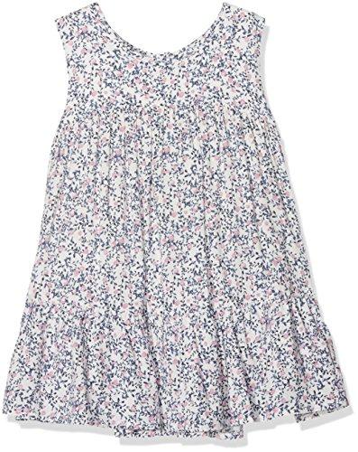 NAME IT Baby-Mädchen Kleid Nmferdissy Spencer WL, Weiß (Snow White Snow White), 104