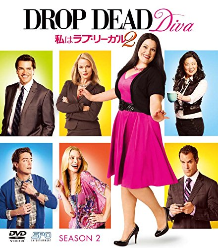 Drop Dead Diva Season 2 [Import allemand]