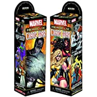 Wizkids /Neca 70275 - Marvel HeroClix: Chaos War Booster Brick