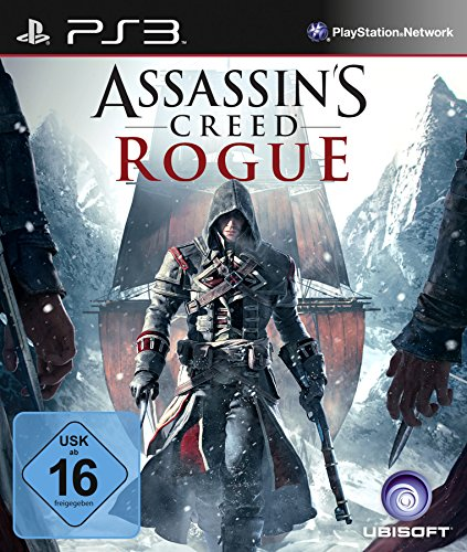 Assassin's Creed: Rogue (Ps3 Kampfspiele)