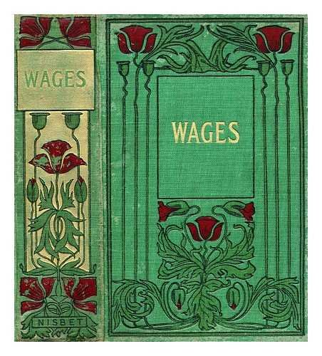 Wages; a novel