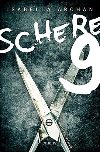 Buchseite und Rezensionen zu 'Schere 9' von Isabella Archan