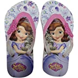 Sofia the First Girls Flip-Flops