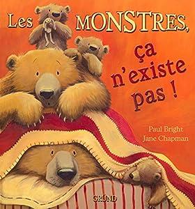 """Afficher """"Les monstres, ça n'existe pas !"""""""