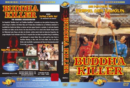 Bild von Buddha Killer - Uncut - Hartbox (DVD)