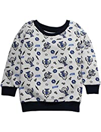 Kadambaby - 100% Cotton Sweatshirt Baby Boy, Winter Baby Cloths, Baby ROBO Baby wear