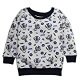 Kadambaby - 100% Cotton sweatshirt for baby Boy, Winter baby cloths, Baby ROBO baby wear