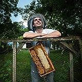 Youngsown Coperchio in Rete Coperchio in plastica Anti-zanzara Coperchio in plastica per capezzolo per Tutti i Tipi di Cappelli