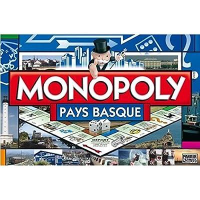 Winning Moves - Jeu de Société - Monopoly - Régions