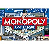 Winning Moves - 0153 - Monopoly Pays Basque