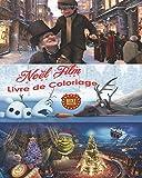 Noël Film Livre de Coloriage Art de Sans - Best Reviews Guide