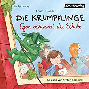 Egon schwänzt die Schule (Die Krumpflinge 3)