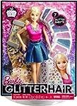 Barbie Glitter Hair Doll